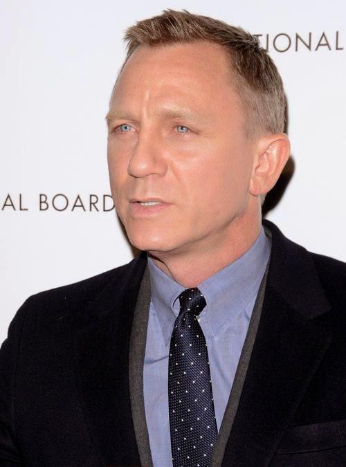 Actor Daniel Craig Biodata