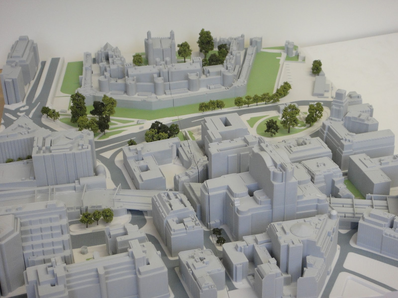 3d Printing In Aec City Modelling In 3d Print