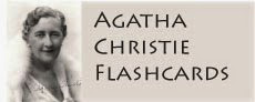 Agatha Christie Flashcards