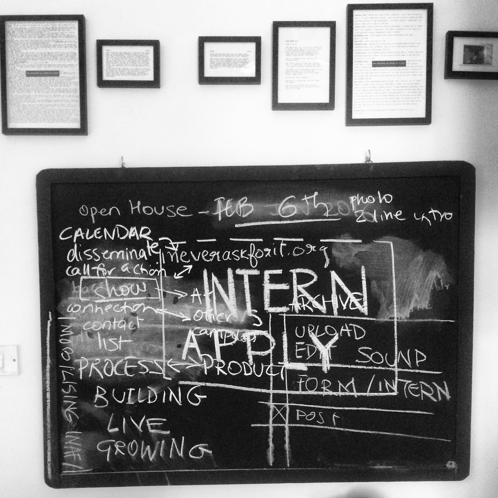 Application Open : Intern OR Volunteer OR Participate