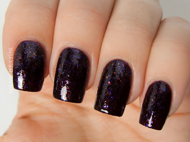 China Glaze Monsters Ball Howl You Doin'