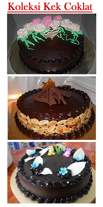 resepi kek coklat tanpa telur mudah nak buat