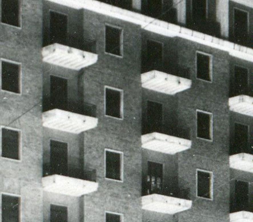 Architectures de cartes postales 1 italie rationaliste for Architecture classique definition