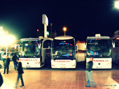 Intercity Buses In Turkey