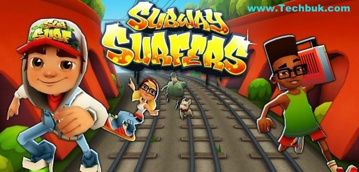 subway surfers for laptop