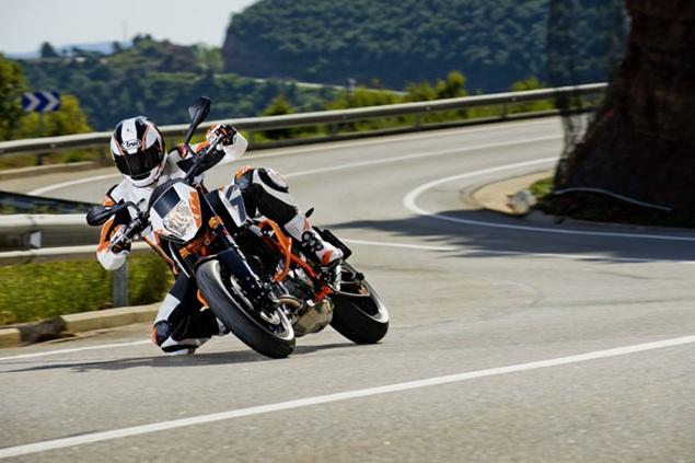 New KTM 690 Duke R