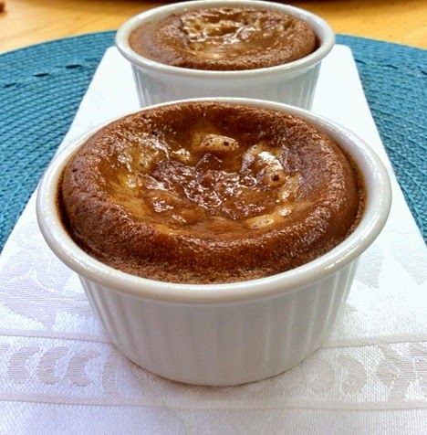 Pumpkin Souffle Paleo Recipe