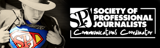SPJ Communications Coordinator