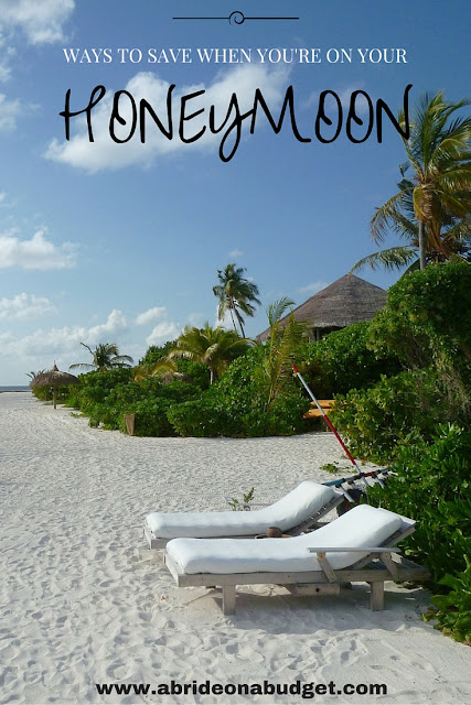 Ways To Save When You're On Your Honeymoon. This is great for vacations too. These simple tips will help you save so you don't overspend (and so you spend your money in the right places instead of on bottled water.)