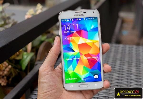 Điện thoaị Samsung Galaxy s5 cũ
