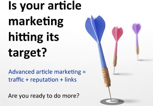 Cara Meningkatkan Traffic dengan Cepat melalui Article Marketing