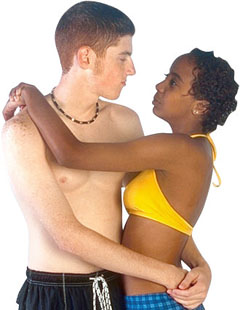 Dating a mixed race man