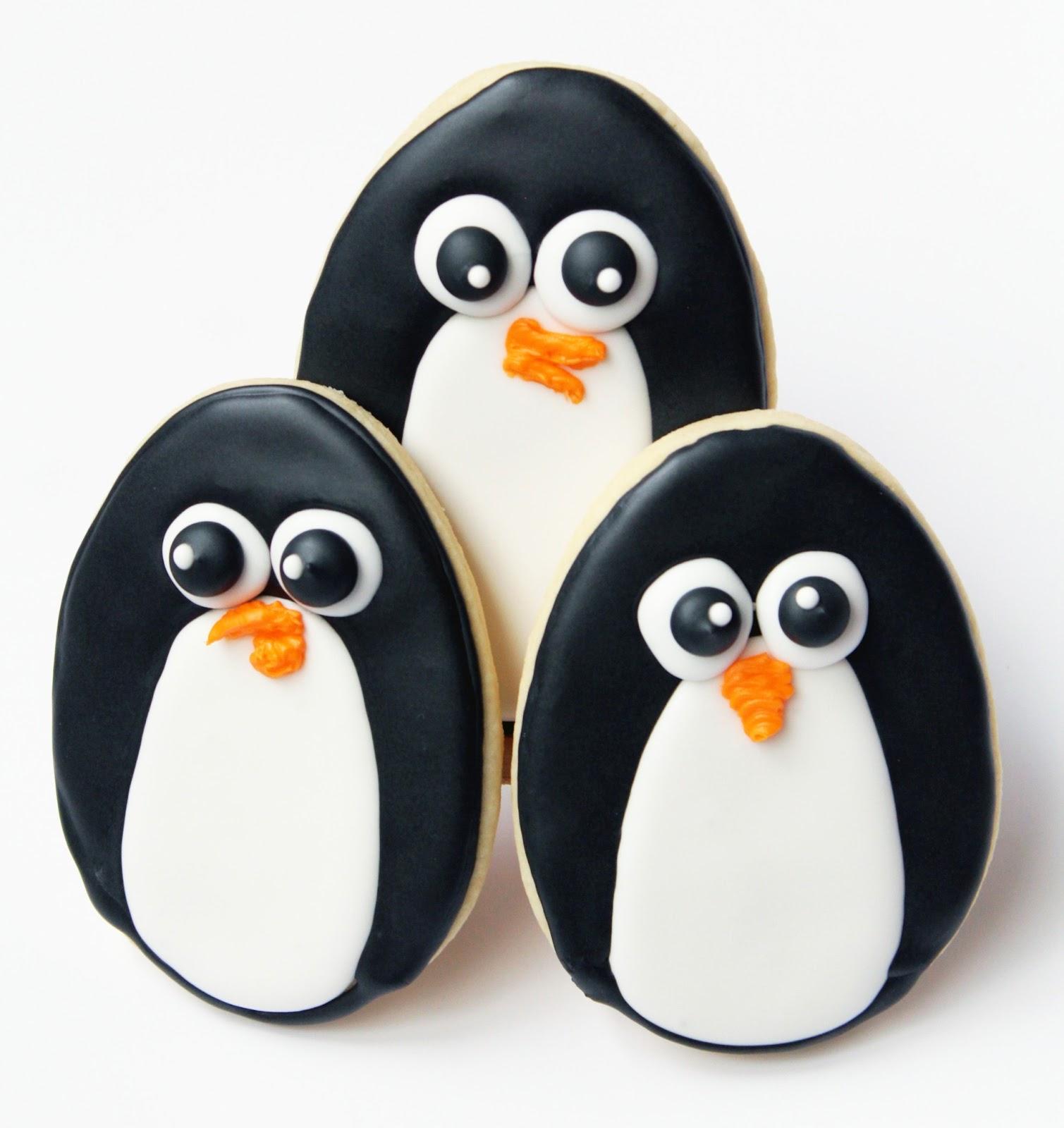 worth pinning penguin sugar cookies