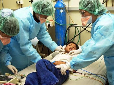 Bệnh viêm bể thận ở trẻ em hiện nay