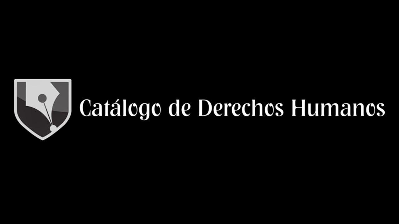 Catálogo de Derechos Humanos
