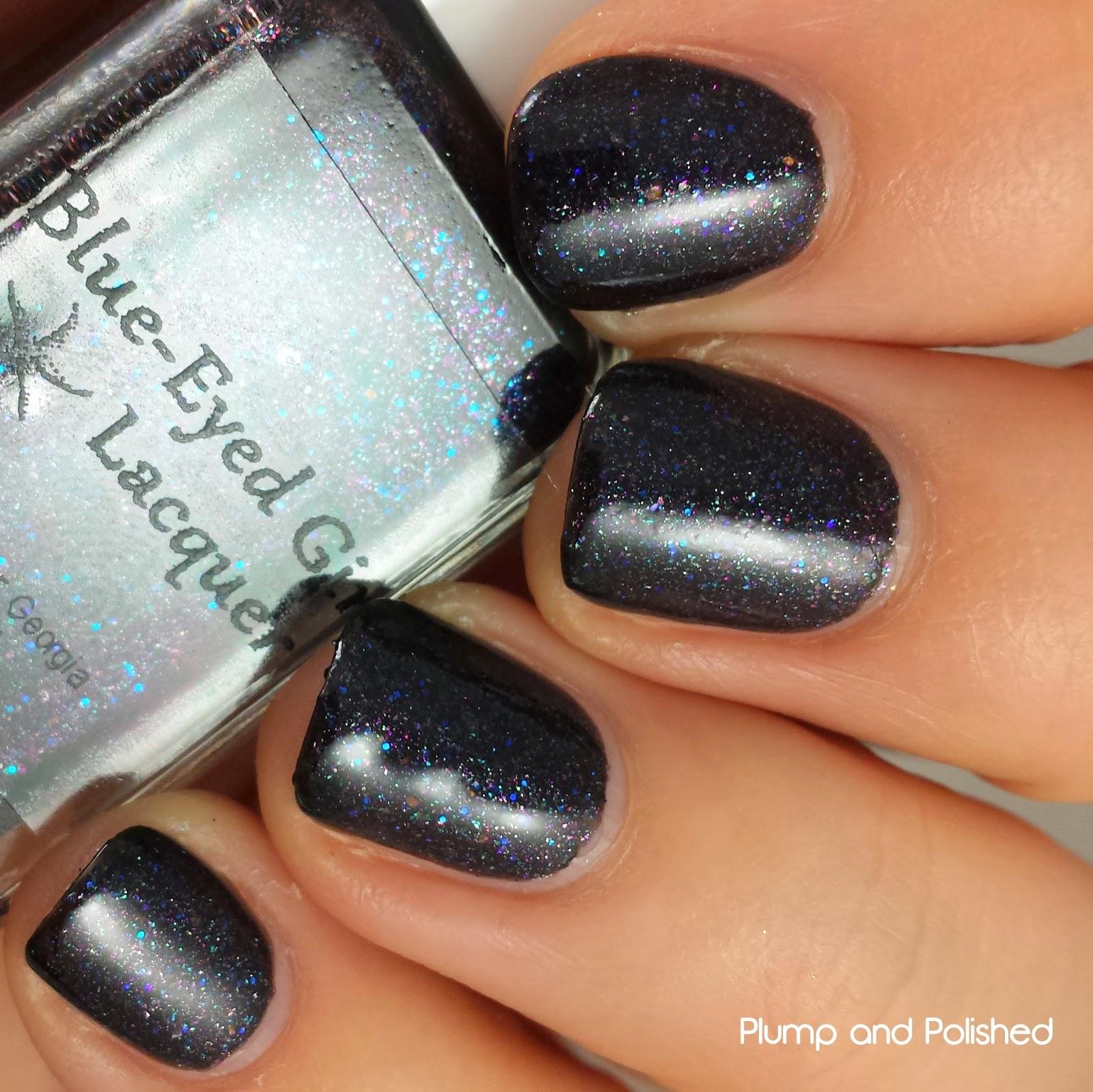 Blue-Eyed Girl Lacquer - Siren Noir