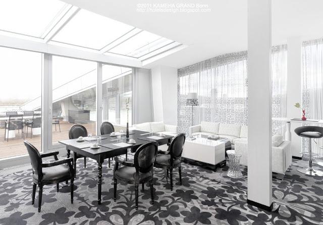 Kameha Grand Bonn_19_Les plus beaux HOTELS DESIGN du monde