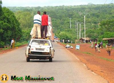 Fotos insólitas e inusitadas de moçambique