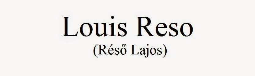 Reso Lajos