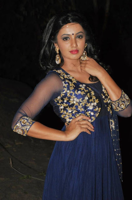Tejaswi Latest Stills At Kerintha Movie Audio Launch