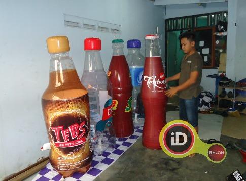 Produksi Balon Botol