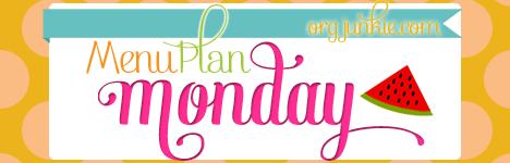 http://orgjunkie.com/category/menu-plan-monday