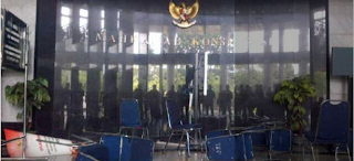 Kerusuhan Di Sidang MK