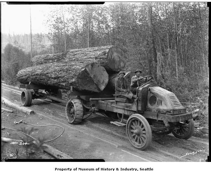 Abandoning Car Tow Company