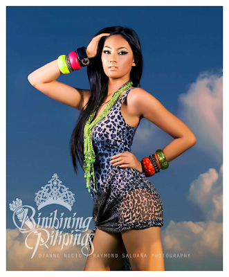 Dianne Necio, Binibining Pilipinas-International 2011