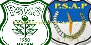 Prediksi PSMS vs PSAP Sigli | Skor Jadwal ISL | Nanti Sore Kamis 28 Juni 2012