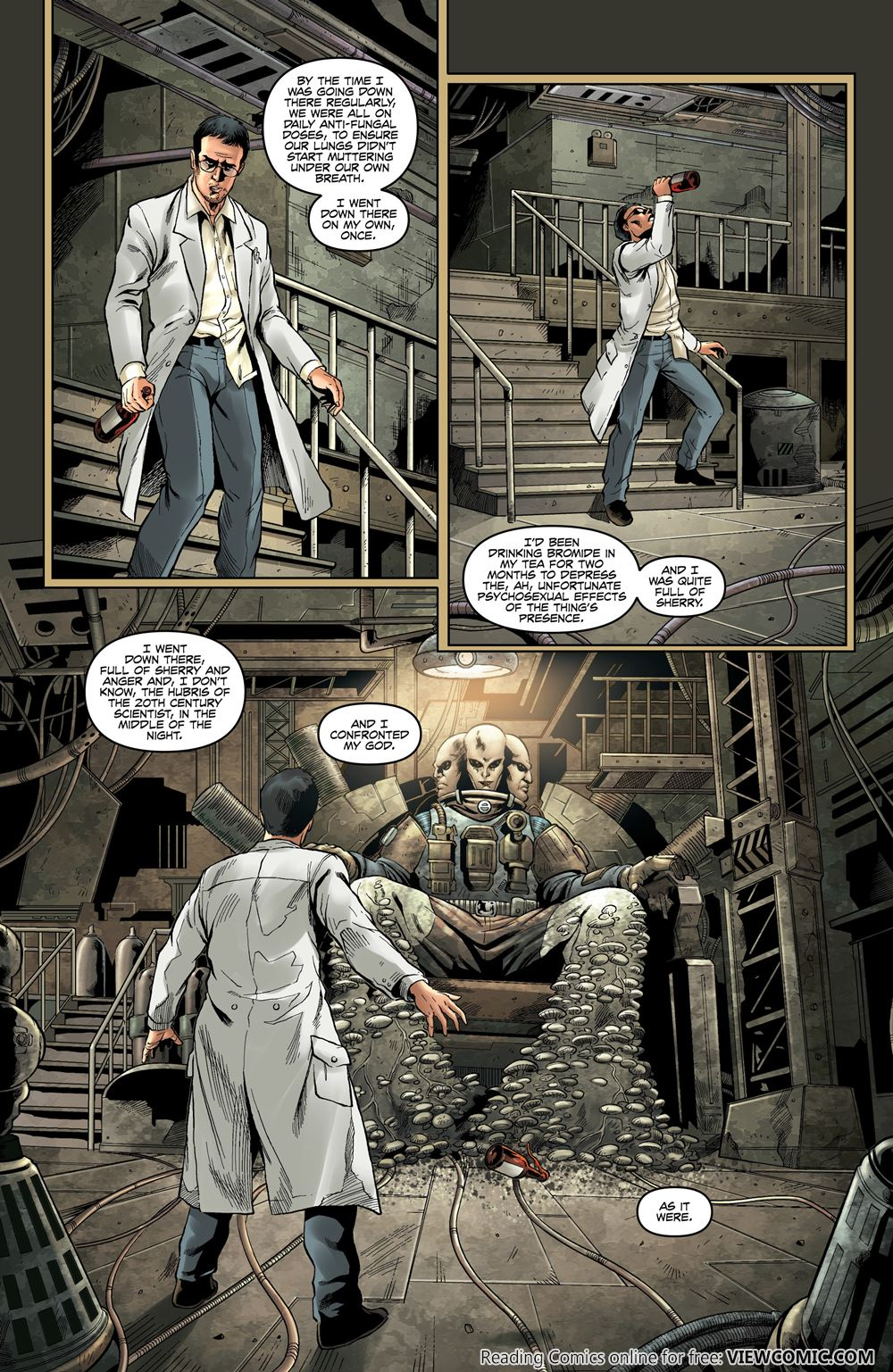 warren ellis supergod essay A page for describing creator: warren ellis warren girard ellis (born february 16, 1968) is a british comic book writer and novelist he is known for.