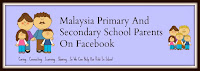 Malaysian Primary And Secondary School  Parents On Facebook