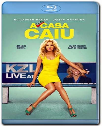 Baixar Filme A Minha Casa Caiu BDRip AVI Dual Audio Download via Torrent