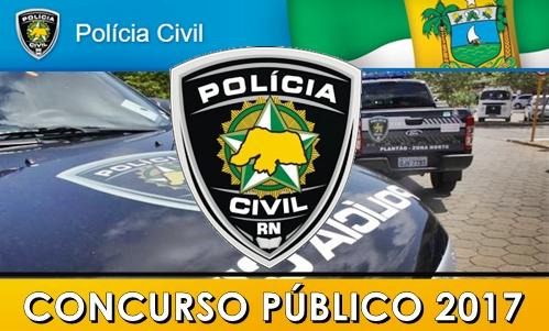Apostila Concurso Polícia Civil-RN 2017