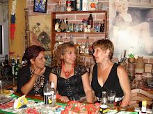 "Mi hermana, yo y Libia ""La cariña"""