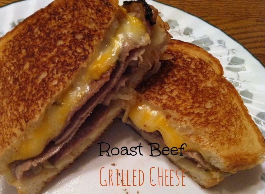 Roast Beef Grilled Cheese | Sugar for Breakfast: Roast Beef Grilled ...