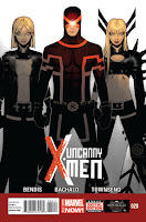 Uncanny X-men 20 comic cover