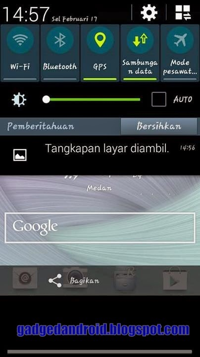 Download CustomRom SAMSUNG Galaxy S5 Untuk Advan S5E Pro