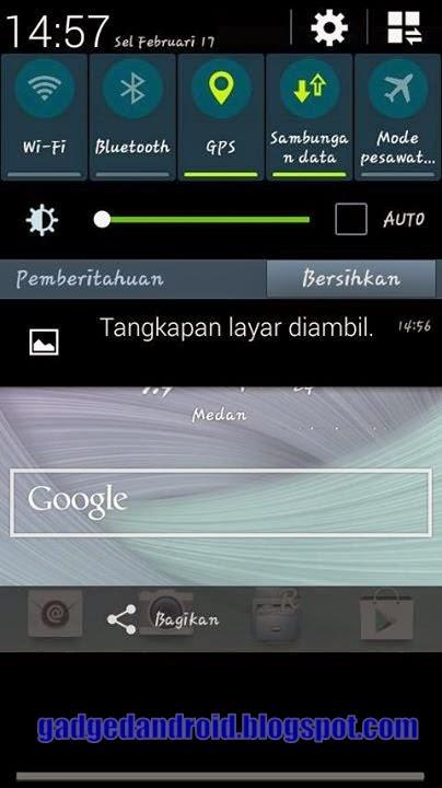 Download CustomRom SAMSUNG Galaxy S5 Untuk Advan S5E Pro