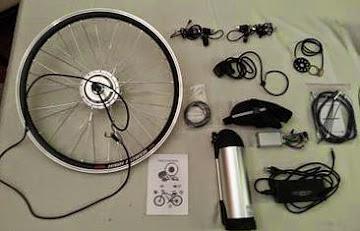 Motor Electrico para Bicicletas