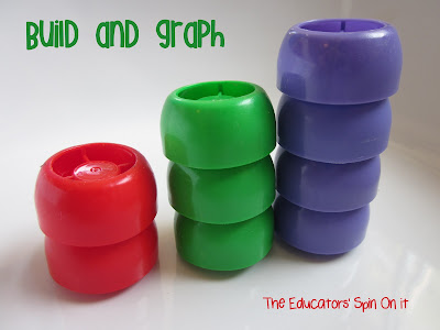 Math Activities for Kids with Lids from The Educators' Spin On It