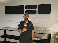 Owner/Brewer Nick Callaway