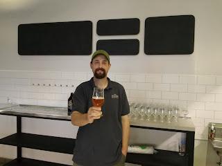 Owner/Brewer Nick Callaway