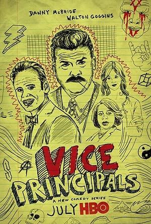 Série Vice Principals - 1ª Temporada Legendada 2016 Torrent