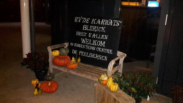 Welkom in Equestrian Centre de Peelbergen