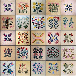 Botanical Quilt Along