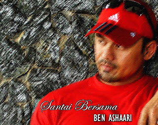 Ben Ashaari Ajak Serbu Blog Baru