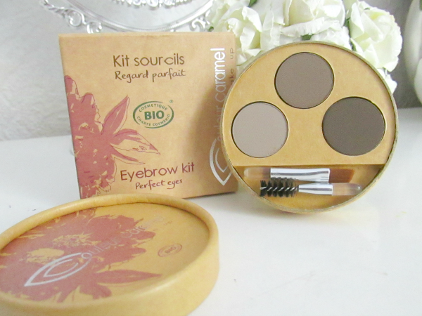 Couleur Caramel Eyebrow Kit Perfect Eyes - für 29.50 Euro