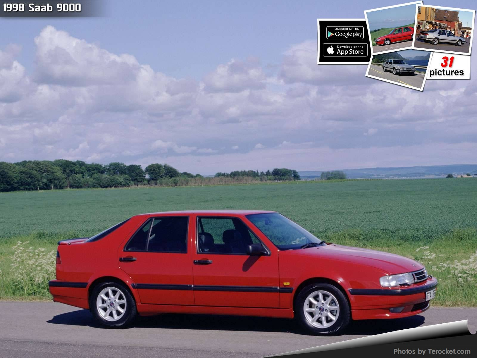 Hình ảnh xe ô tô Saab 9000 1998 & nội ngoại thất