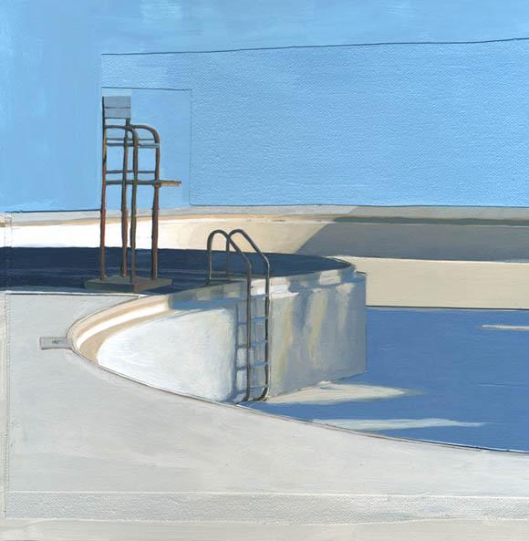 Pintura a óleo - Leah Giberson